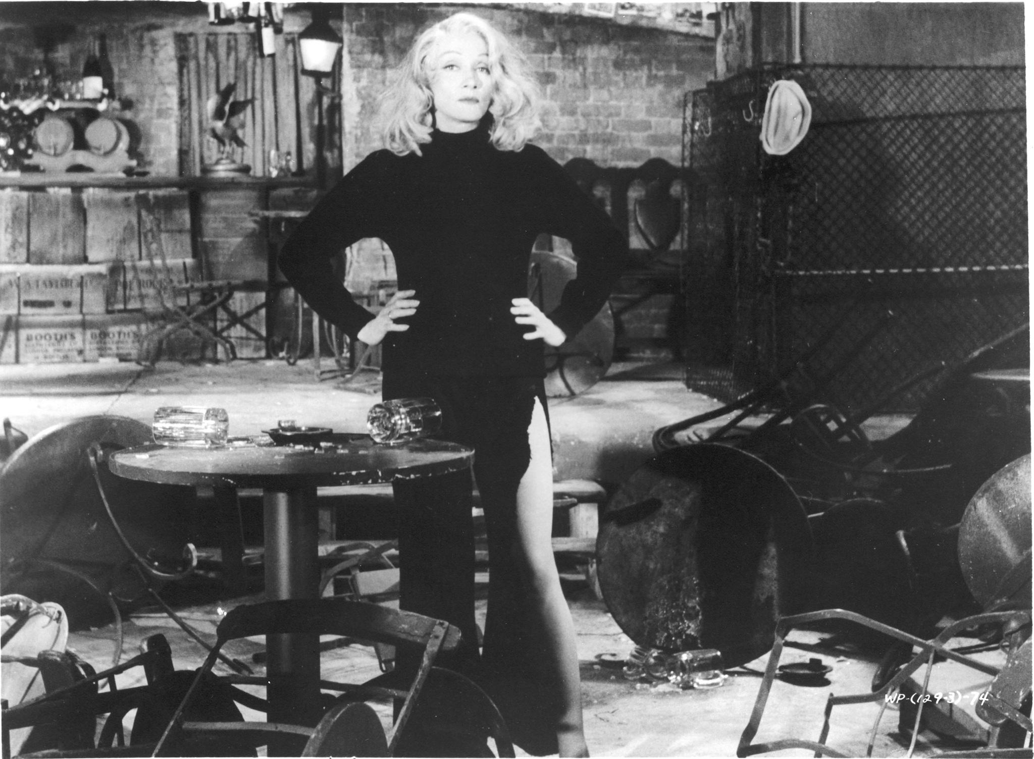 Opus glamurozne Marlene Dietrich u Kinu Kinoteka